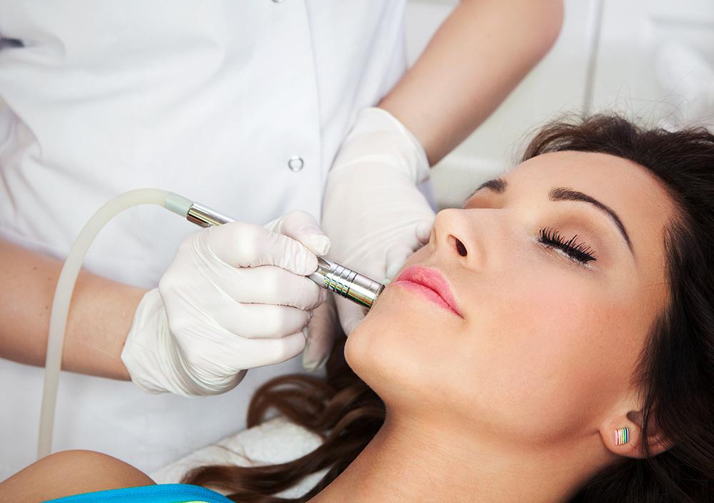 Micro Needle Skin Lifting